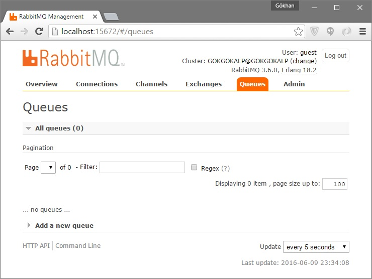 rabbitmq-management-queue