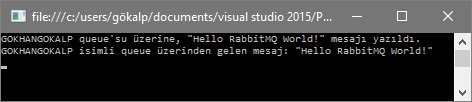 rabbitmq-publisher-and-consumer