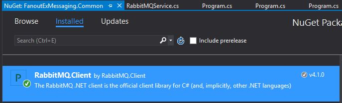 rabbitmq-client